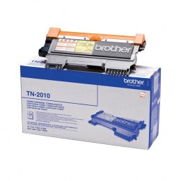Toner BROTHER (TN-2010) czarny 1000str HL2130/ DCP7055