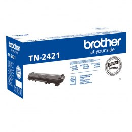 Toner BROTHER (TN-2421) czarny 3000str HLL23xx/DCPL25xx