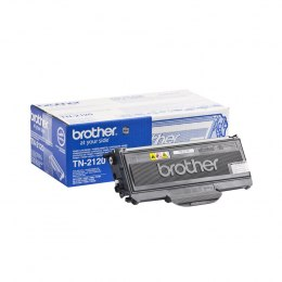 Toner BROTHER (TN-2120) czarny 2600str DCP-7030/HL-2140/MFC-7320