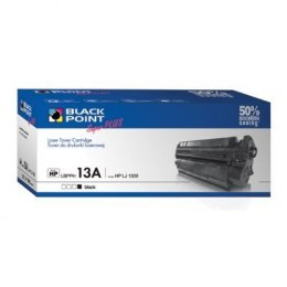 Toner BLACKPOINT HP 1300 PLUS Q2613A HP LJ 1300