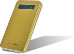 Power Bank LPB-102 złoty
