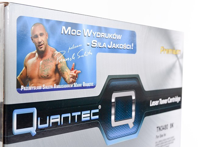 Toner Quantec do TN247 C 2,3K (TN 247C)