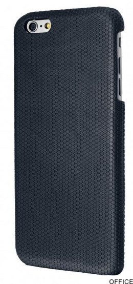 Etui Smart Grip COMPLETE iPhone 6Plus czarne 63570095 LEITZ