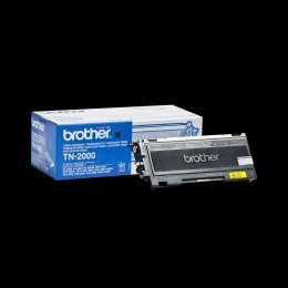 Toner BROTHER (TN-2000) czarny 2500str HL2030/2040/2070N