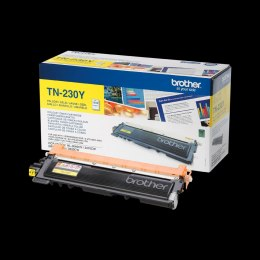Toner BROTHER (TN-230Y) żółty 1400str HL3040/3070/DCP9010