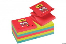 Bloczek Z-N 76*76 BORA BORA(12)R330-12SS-JP@ POST-IT 3M 70005197879 S.STICK