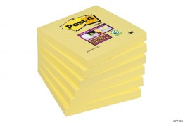 Bloczek 3M POST-IT 76x76mm żółty 90k Super Sticky 70005197911