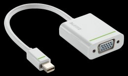 Adapter Mini DisplayPort - VGA LEITZ Complete biały LEITZ 63090001